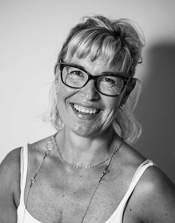 personal trainer Pia Sundbäck